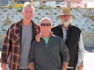 Три старых друга