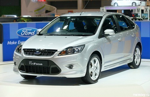 Ford Focus Titanium Limited Edition